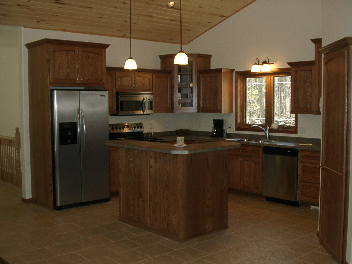 Oak Kitchen Kitchens A