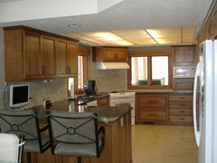 Sandy Johnson's Kitchen